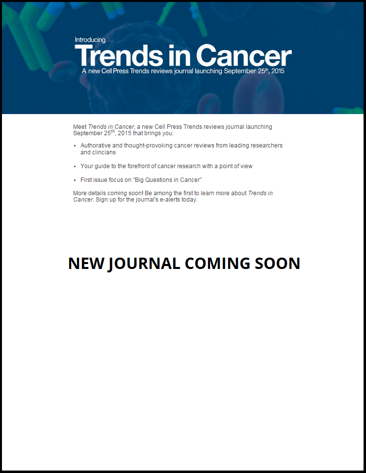 Trends in CAncer